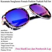 Kacamata Wanita Sunglasses Female Fashion Full Set Turkish (14097135) di Kota Jakarta Timur