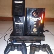 Home Theater Mini Gmc Dan Ps 2 Sony (14105143) di Kota Jakarta Timur