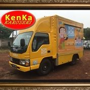 Truck Foodtruk Padang