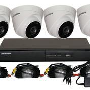Kamera CCTV Gun Hikvision 24pc IR LEDs 1MP