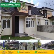 Rumah Idaman Dekat Tol & Stasiun KRL Cibinong Kristal Garden Free KPR DP 0
