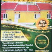 Rumah Murah Subsidi Bekasi Stategis Cicilan Ringan Dan Merakyat (14149137) di Kab. Bandung Barat