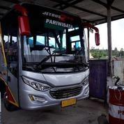 Bus Siap Pakai Tanpa PR Rehab 2017 Hyundai 136 Th.2008