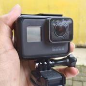 Kamera GoPro Hero 5 Black + Tongsis + Memory 64GB