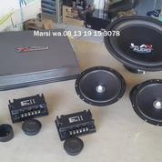 Paket Audio SQ Suara Mantab Dan Berkelas Dengan Harga Terjangkau (14156321) di Kota Bekasi