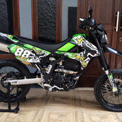 Kawasaki D TRACKER 250 Tahun (14167013) di Kota Banjarmasin