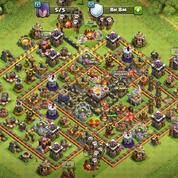 Akun CoC (Clash Of Clans) TH (Town Hall) 11 Max (14172531) di Kab. Demak
