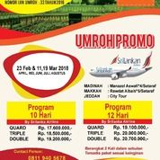 Travel Umrah Haji 2018 - Amanah & Profesional Di Bulukumba (14214835) di Kab. Bulukumba