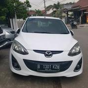 Mazda 2 White 2013 (14215861) di Kota Bekasi
