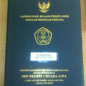 Produksi SAMPUL RAPORT Hot Print & MAP IJAZAH Kurikulum K13 (1421641) di Kota Surabaya