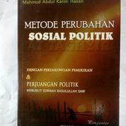 Buku Bekas Metode Perubahan Sosial Politik (14227339) di Kota Medan