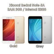 """Xiaomi Redmi Note 5A Prime. Snapdragon 435. 3/32GB & 4/64GB. 13/16MP. Fingerprint. 4G/LTE. 5,5"""". (14230505) di Kab. Mojokerto"""