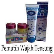 Tensung Cream Pemutih Bikin Wajah Cerah (14232503) di Kota Semarang