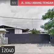Pabrik Jl. Kali Abang Tengah, Bekasi Utara, Jawa Barat, 2 Lt, 48x182, SHM (14234885) di Kota Bekasi