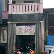 Rumah + Kios Bangunan 2 Lantai Pinggir Jalan Utama Tapos Cimanggis Depok (14238443) di Kota Depok