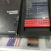 Blackberry Passport Red Edition Mulus Apik Fullset No Kendala Bisa WA