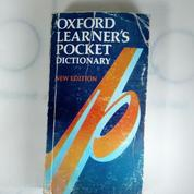 Buku Bekas Oxford Leraners Pocket Dictionary (14254167) di Kota Medan