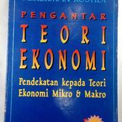 Pengantar Teori Ekonomi Pendekatan Kepadan Mikro Dan Makro