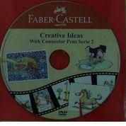 Faber Castell Creative Ideas With Connector Pens Serie 2 (1426550) di Kota Bekasi