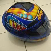 Helm Edisi 10th Kawasaki Ninja