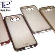 Ume Elektropaint Softjacket List Chrom For Samsung Galaxy A8 2018 (14295393) di Kab. Bantul