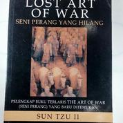 Buku Bekas The Lost Art Of War Seni Perang Yang Hilang The Last (14321319) di Kota Medan