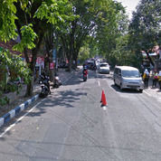 Tanah Beserta Bangunan Nol Jalan Untung Suropati Tengah Kota Sidoarjo