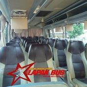 Bus Medium Mitsubishi 136ps Tahun 2015 Adiputro