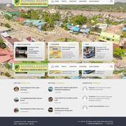 Jasa Redesain Website Dinas Pemerintah (14329905) di Kab. Kerinci