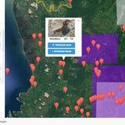 Aplikasi Web GIS Pertambangan (14330309) di Kab. Kerinci
