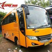 Bus Pariwisata Mitsubishi 136ps Tahun 2014