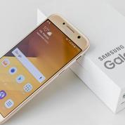 Samsung Galaxy A7 Geransi 1thn (14342369) di Kota Banjarmasin