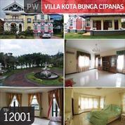 Villa Perumahan Kota Bunga CiPanas, Cianjur, Jawa Barat, 3 Lt, SHM (14351805) di Kab. Cianjur