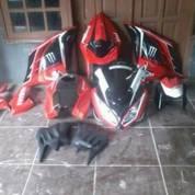 Fairing Ninja 250 Carbu Full Set Pnp (14355195) di Kota Tegal