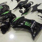 Fairing Ninja Injesi 250 Full Set (14356303) di Kota Tegal