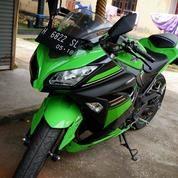 Kawasaki Ninja ABS Kilometer 2727