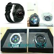 Smartwatch V8 Bisa Pakai Sim Card, Memory Card & Ada Kamera. (14367315) di Kota Depok