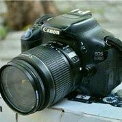 Canon Eos 600D, Fullset