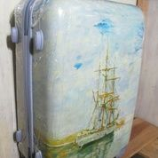 Travel Bag / Koper Gambar Bahan Fiber (14384709) di Kota Semarang