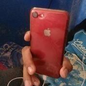 Iphon 7 Red 128gb (14386445) di Kota Jakarta Utara