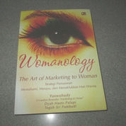 Womanology. The Art of Marketing to Woman (1440323) di Kota Jakarta Timur