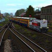 Kereta Simulator Indonesia Trainz 2009 Lengkap