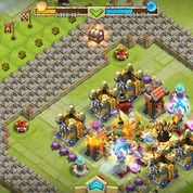 Akun Konflik Kastil Castle Clash Server Indo Jagotembak Creation-01