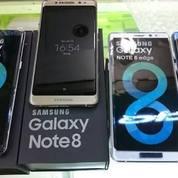 Samsung Galaxy Note 8 - Black [64GB/6GB] (14410713) di Kota Jakarta Pusat