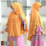 Jilbab Instant Pamela Big Crop