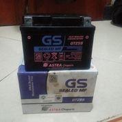 Accu/ Aki Motor GS GTZ 5S Baru
