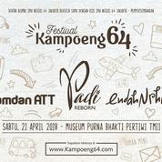 Festival Kampoeng 64 (14429397) di Kota Jakarta Timur