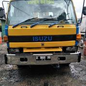 Truck Concrete Pump Long Boom Kuning Murah (14433811) di Kota Jakarta Timur