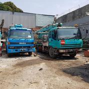 Truck Concrete Pump Isuzu IPG Thn 2009 (14434029) di Kota Jakarta Timur