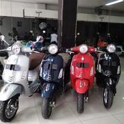 Vespa Primavera I-Get 2018 (14435547) di Kota Tangerang